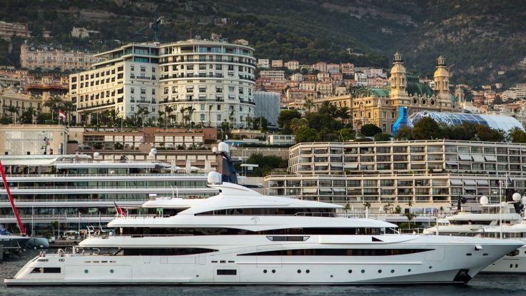 FERRETTI GROUP ENCHANTS THE PRINCIPALITY OF MONACO