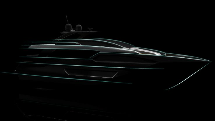 RIVA 90': THE THIRD MODEL IN THE NEW FLY BRIDGE FLEET