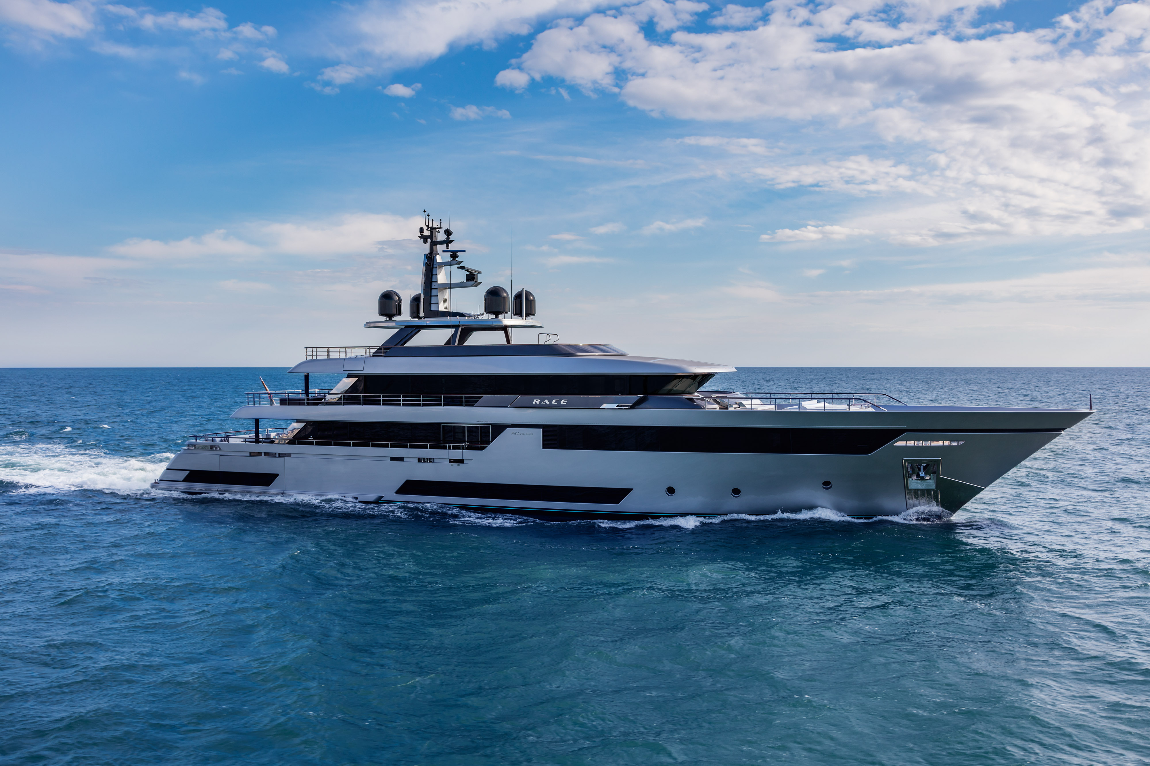 new arrival 71056 7c8c1 Ferretti Group swept the World Yachts Trophies 2019 | Ray ...