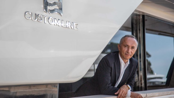 FERRETTI GROUP, PROTAGONIST OF THE MONACO YACHT SHOW, REVEALS THE PROJECTS OF THE SUPER YACHT YARD
