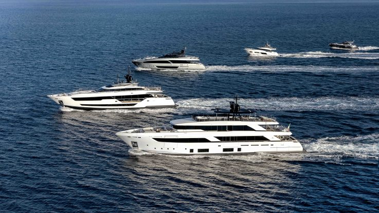Ferretti Group tops the Global Nautical Industry again